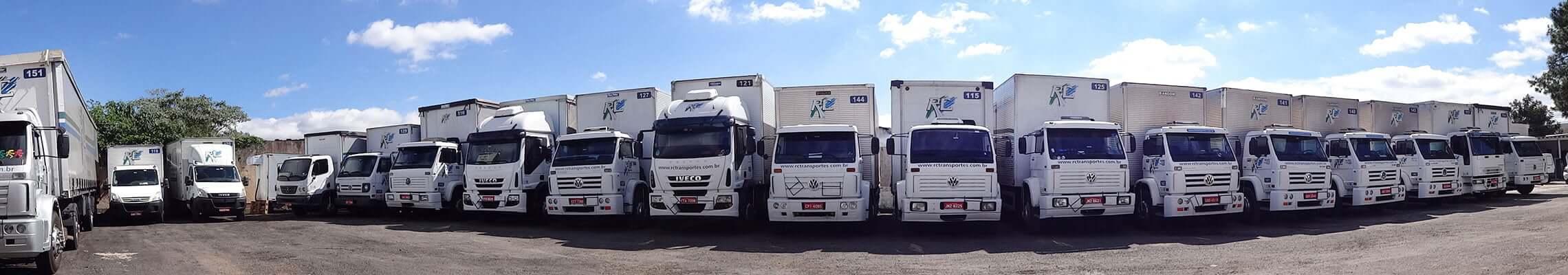 Conheça a RC Transportes