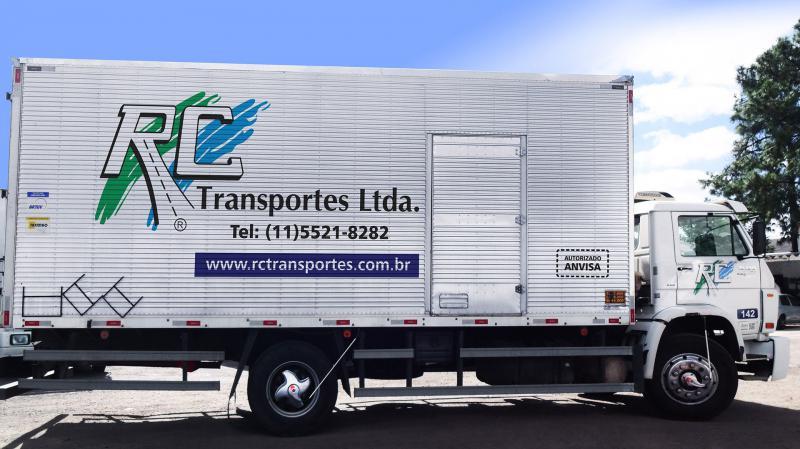Caminhão Toco